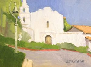 Mission De Alcala<BR>San Diego