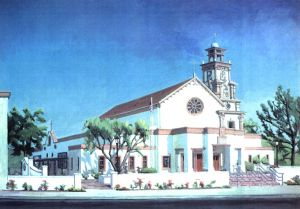 St. Brigid Church<BR> Pacific Beach, San Diego