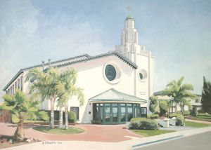 St. Mary Magdalene<BR> Clairemont, San Diego