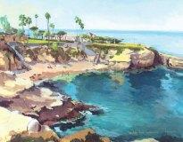 Cove Beachgoers