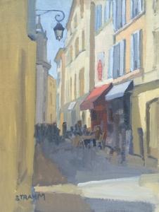 Aix-en-Provence's<br/>Old Town