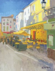 Van Gogh Hangout