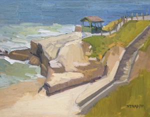 Steps to Casa Beach