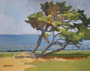 Scripps Park Tree