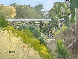 Quince Street Bridge