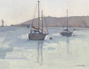 Moored in the Bay