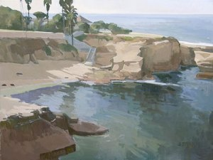 La Jolla Cove<br/>Beach