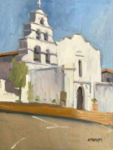 San Diego Mission de Alcalá