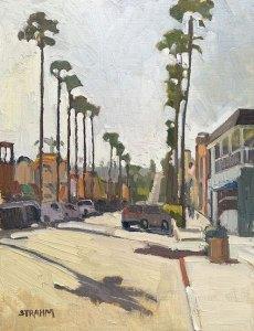 Palms on Newport Avenue