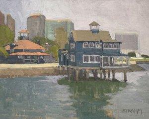Pier Cafe at Seaport Village