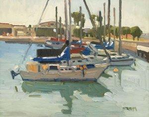 Marina by U.S. Coast Guard Station