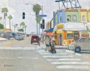 Mission Blvd. & W. Mission Bay Drive