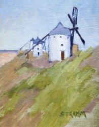 Consuegra Windmills