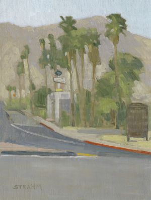 <i>Carlee's</i><BR>Borrego Springs, California<BR>16x12 Oil - $1200