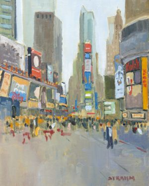 Times Square<BR>New York City, New York