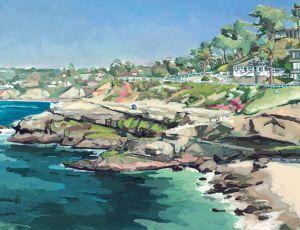 Brockton Villa at the La Jolla Cove<BR> La Jolla, San Diego