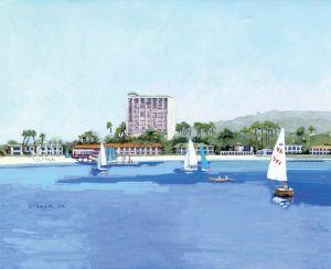 Catamaran Resort Hotel<BR>Pacific Beach, California