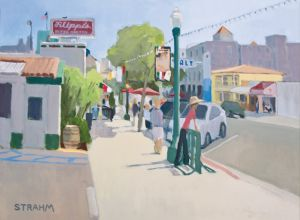 Filippi's<BR> Little Italy, San Diego