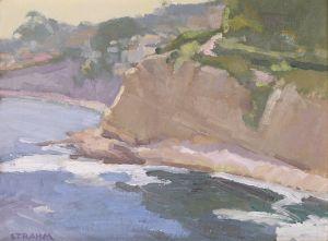 La Jolla Bay Cliffs<BR>La Jolla, San Diego