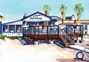 Lahaina Beach House<BR> Pacific Beach, California