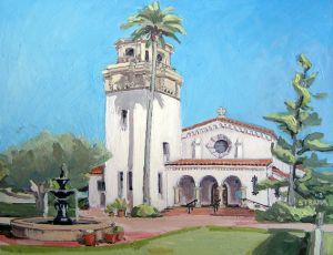 St. James Episcopal Church<BR> La Jolla, San Diego