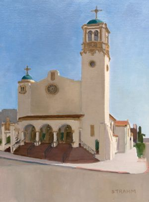 St. Joseph Cathedral<BR> Downtown, San Diego