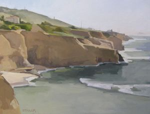 Sunset Cliffs<BR>Ocean Beach, San Diego