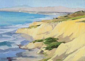 Torrey Pines Cliffs<BR>San Diego